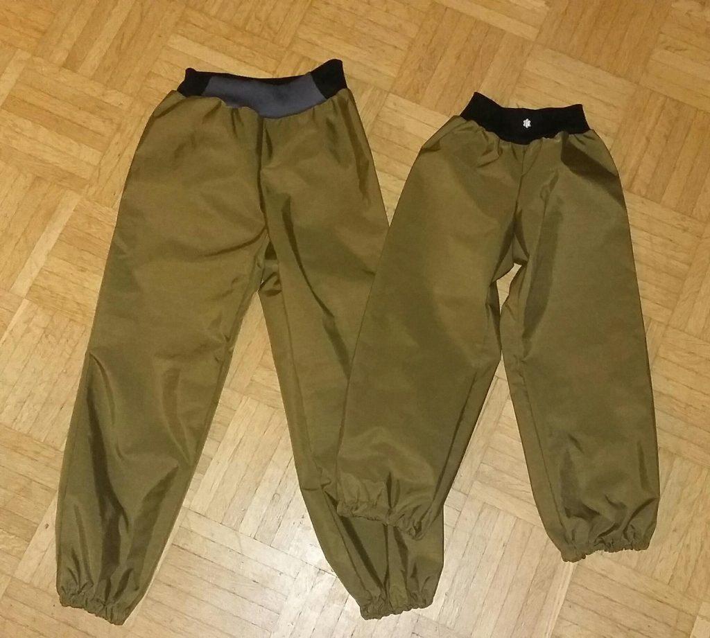 711186ea362 Šusťákové kalhoty dětem na písek – EVIKLUB